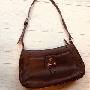 Genuine Leather Etienne Aigner Bag